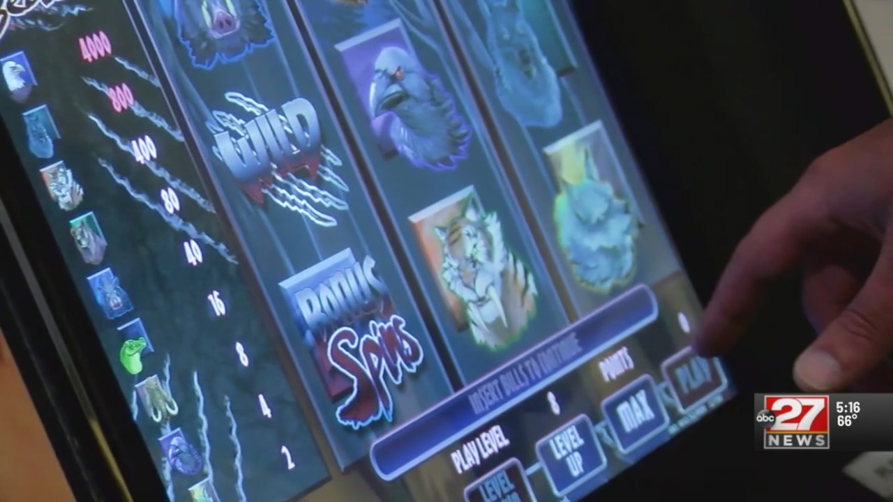 Pennsylvania panel takes up bill to outlaw skill games