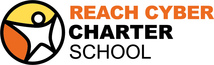 Reach Cyber Logo Button