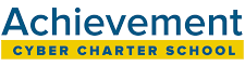 aAchievement House Cyber Charter School Logo Button