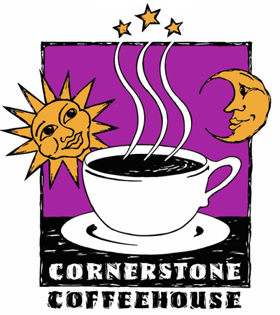 Cornerstone Coffehouse  logo