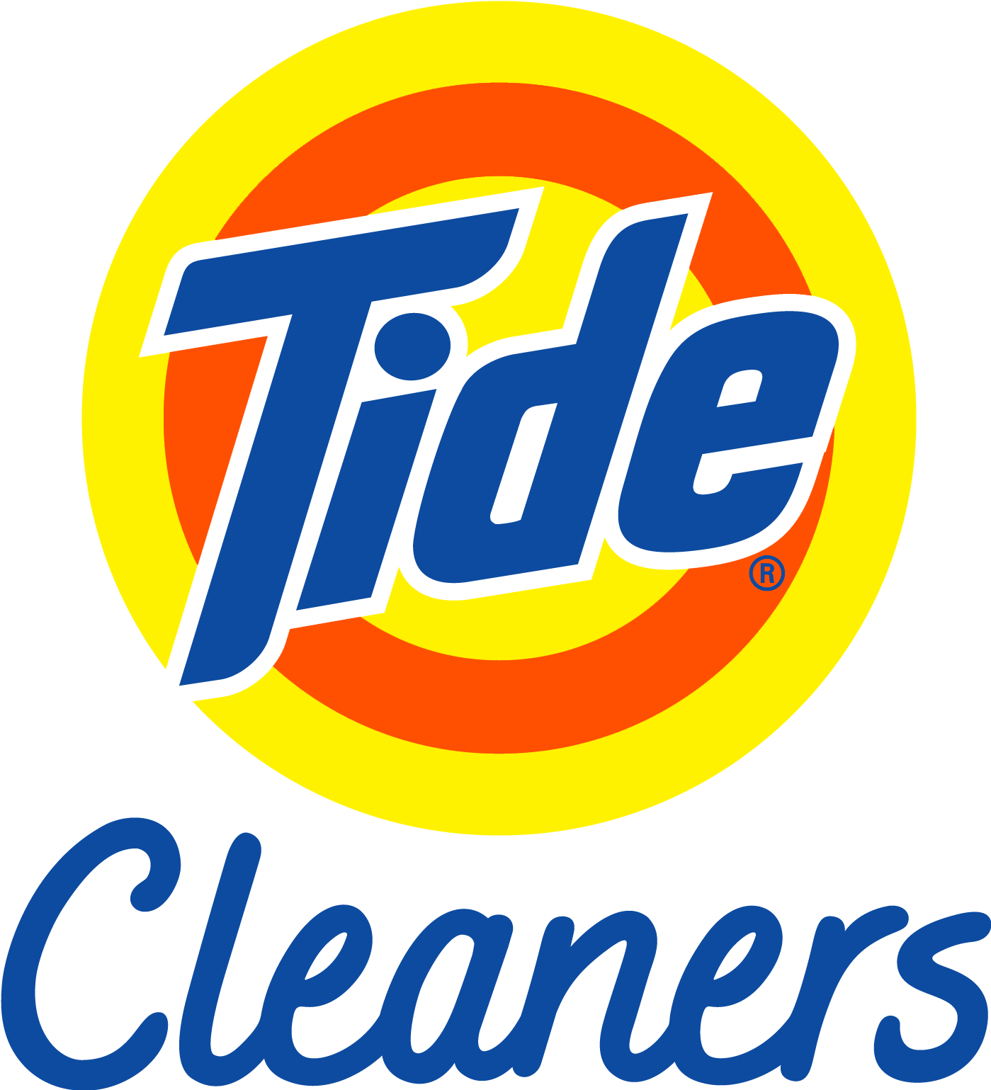 Tide Cleaners logo