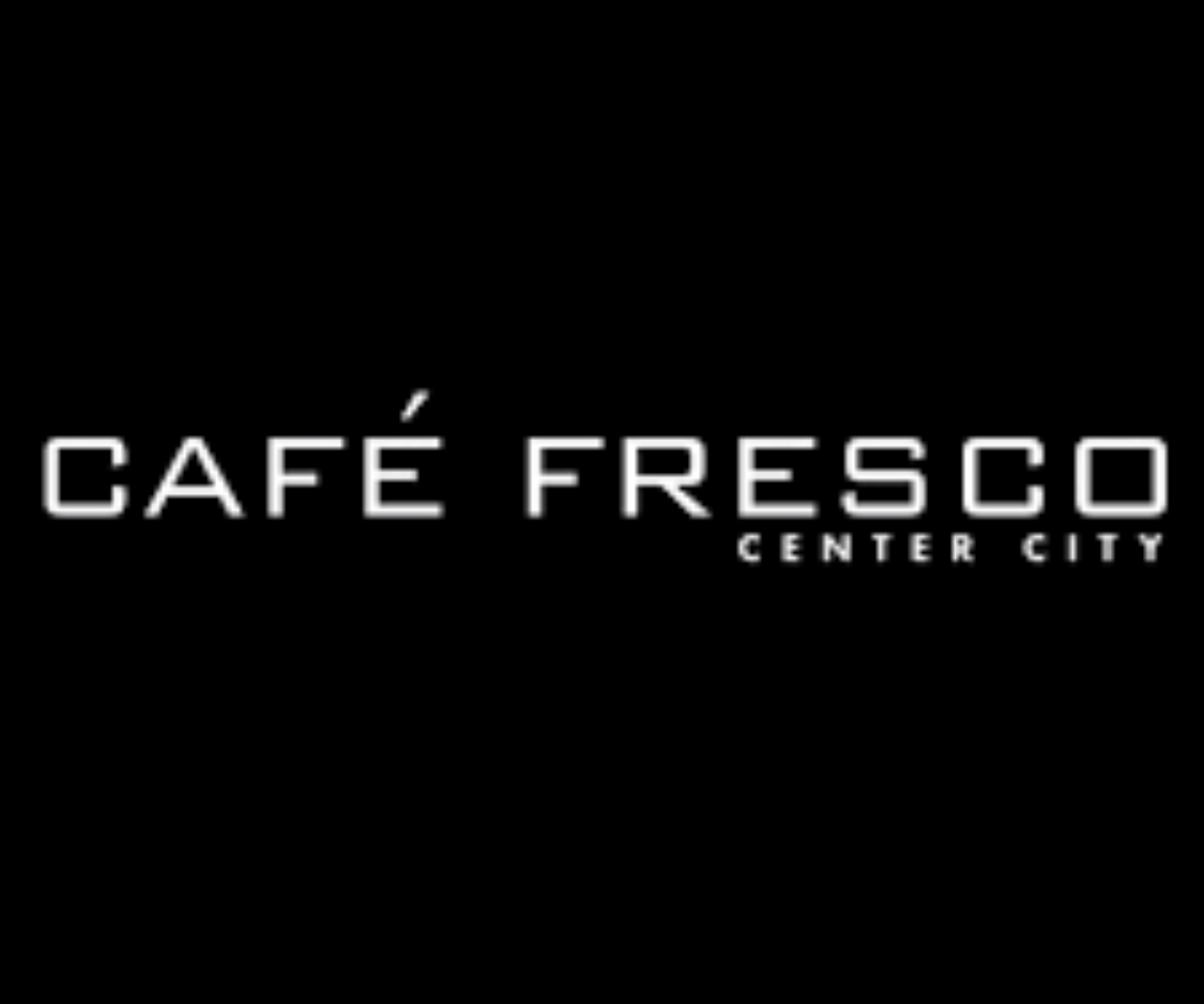 Cafe Fresco Center City  logo