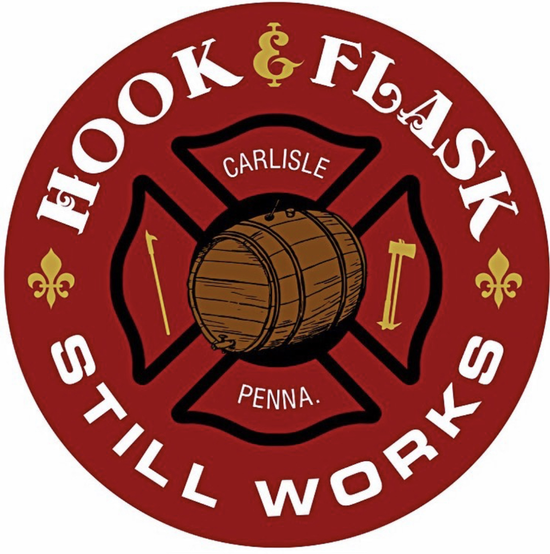 Hook & Flask Still Works logo