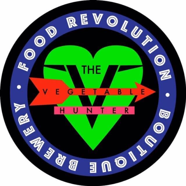 The Vegetable Hunter logo