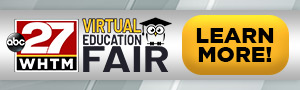 Virtual Education Fair Button