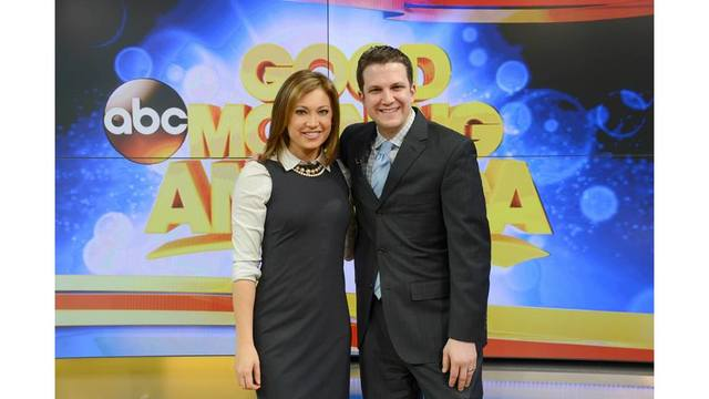 Daybreak Does GMA: One-on-one with Ginger Zee