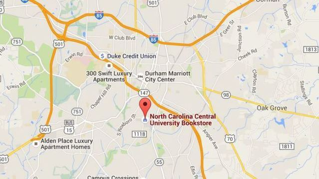 Student shot on NCCU campus, shooter at large