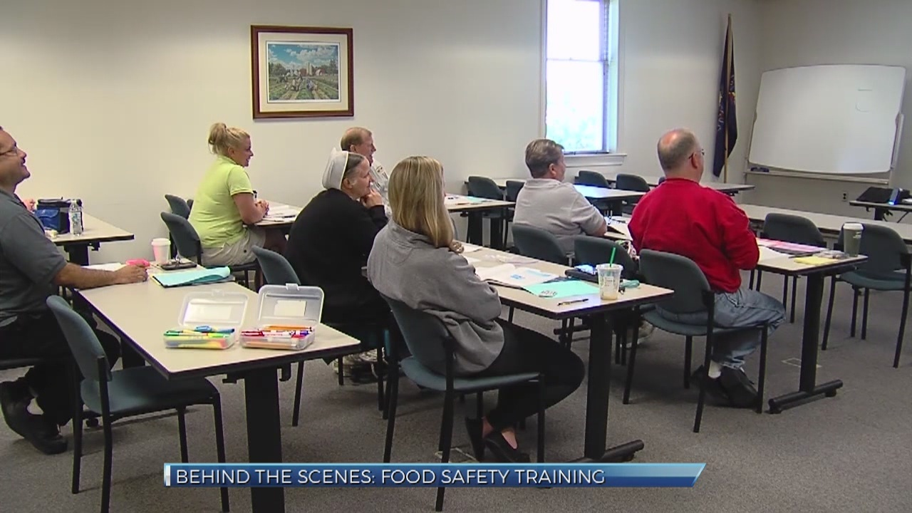 Restaurant Report: Behind the scenes of food safety