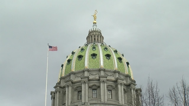 Pennsylvania House leaves Marcellus Shale tax up in the air
