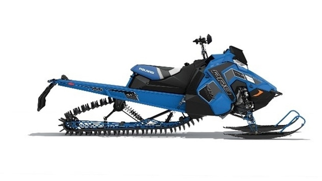 Polaris recalls snowmobiles for crash hazard