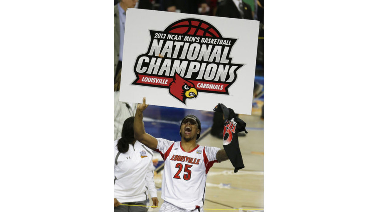 Louisville must vacate basketball title, NCAA denies appeal - WHTM