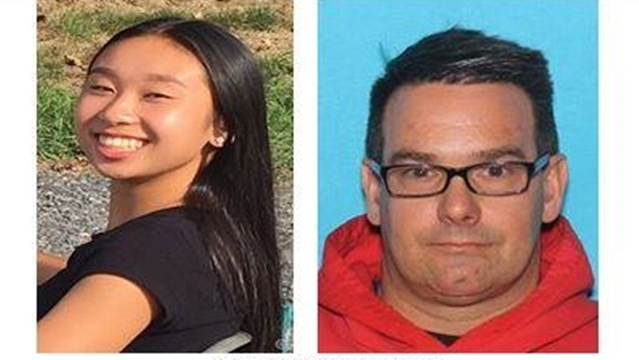 Cops: Man got girl out of school 10 times; now both missing
