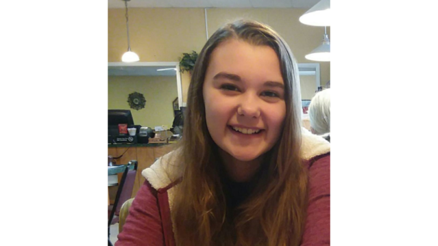 Missing teen from New Oxford found