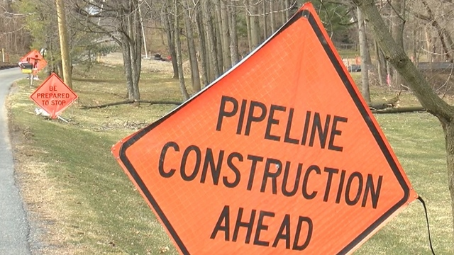 Columbia man cited for protest incidents at pipeline work area