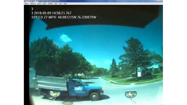 Update: Police identify driver of vehicle involved in hit & run with school bus