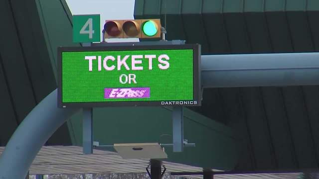 Woman learns penalty for over 1,600 skipped turnpike tolls