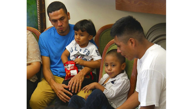 ACLU eyes date to reunify kids, deported parents