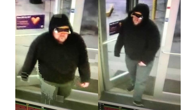 Man sought for armed robbery at Pine Grove truck stop
