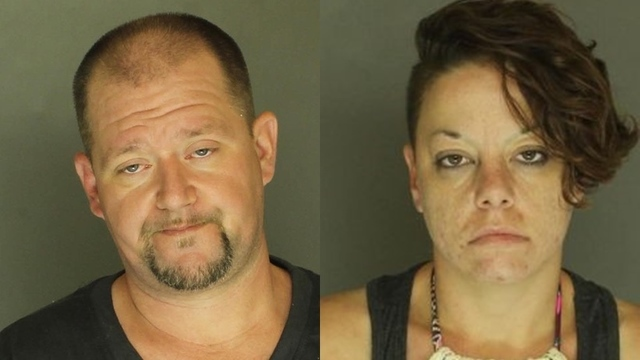 Police: 2 passed out on drugs, endangered kids