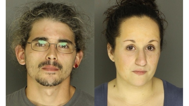 Couple charged after 5 kids report abuse