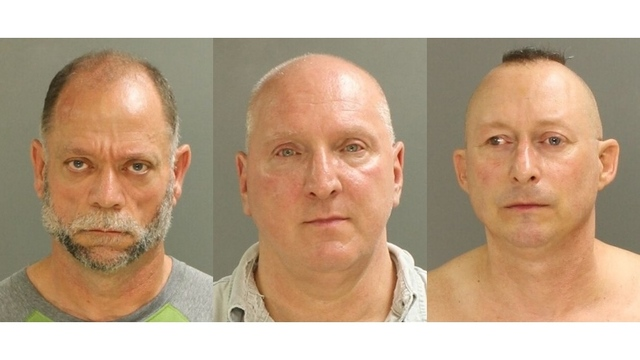 3 charged with open lewdness at Long's Park