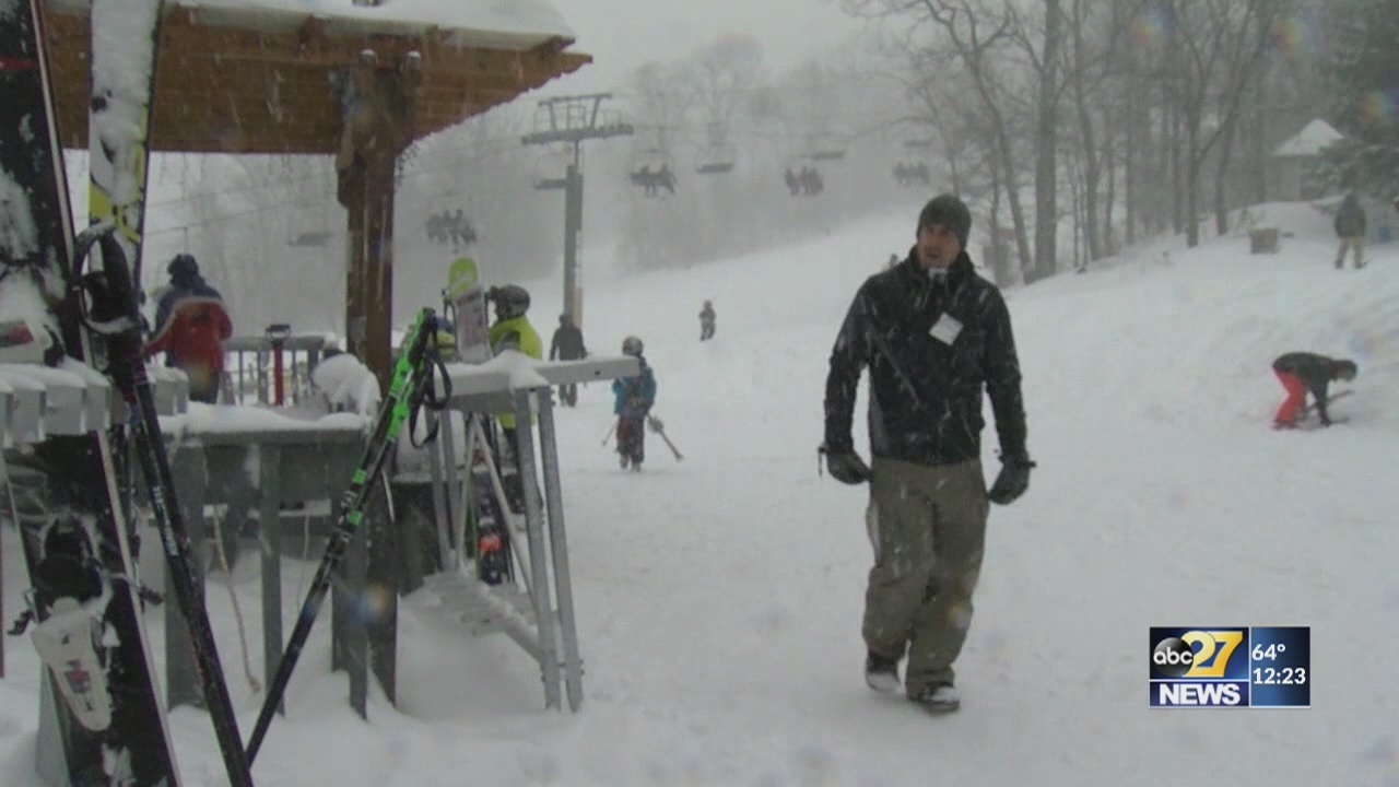 snow time selling liberty, roundtop, and whitetail ski resorts