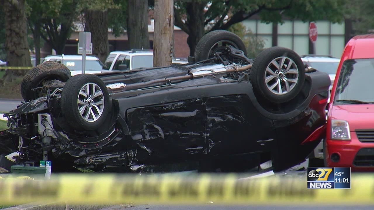 Fatality Injuries reported after 8-car crash near Warwick High School