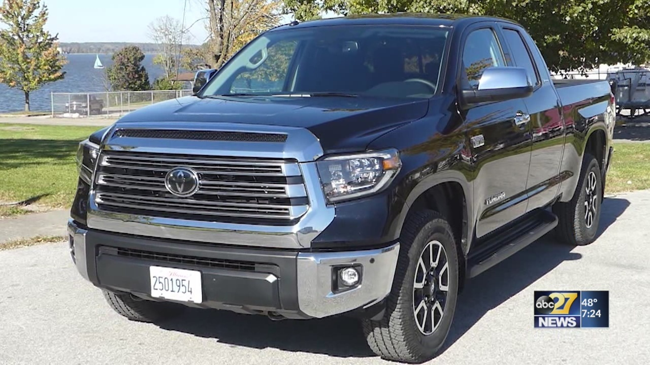 2019 toyota tundra limited double cab