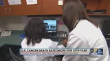 US cancer death rate hits milestone: 25 years of decline