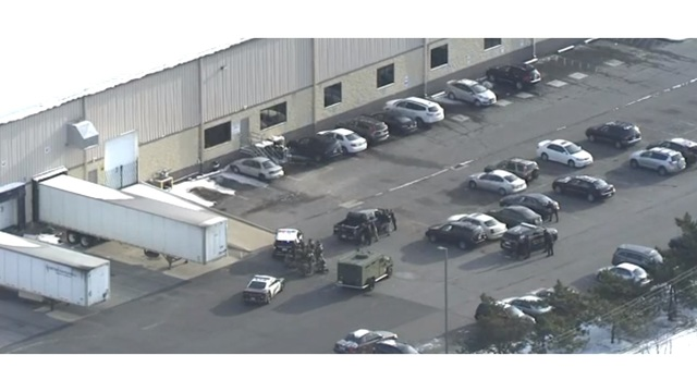Police respond to reported active shooter at UPS facility