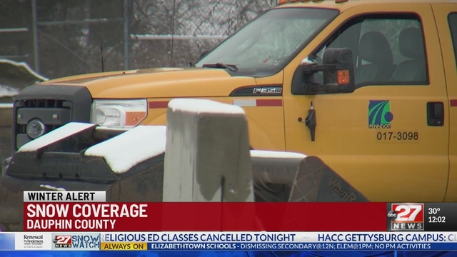 PennDOT to impose vehicle, speed restrictions during second wave of winter weather
