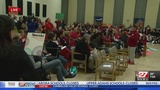 Harrisburg school teachers protest pay