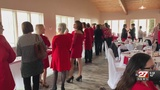 15th annual Go Red for Women luncheon