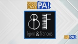 """Studio Session: Bjorn and Francois perform """"Bare My Teeth"""""""