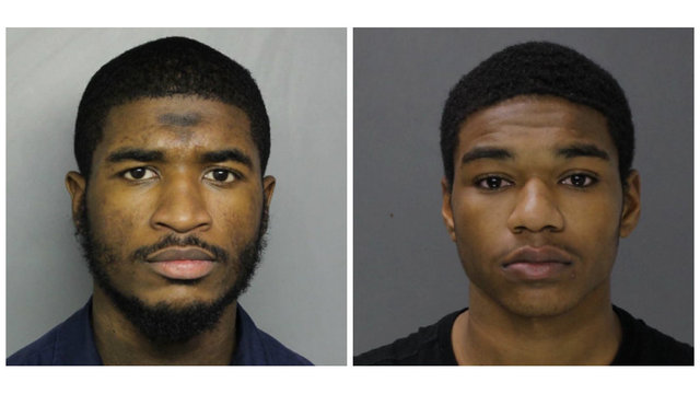 Police arrest wanted men in connection with Chambersburg jewelry theft