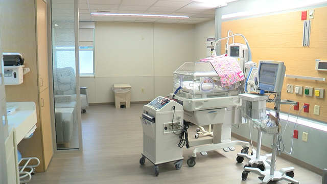 UPMC Pinnacle Harrisburg's new NICU features private rooms