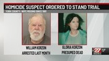 York County man headed to trial for wife's death, disappearance in 1981